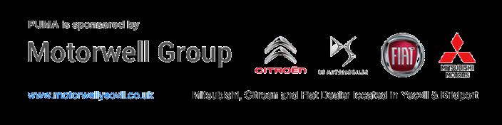 Motorwell Group sponsors PUMA